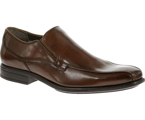 Hush Puppies 2349 Plus Box Hush Puppies Maddow Mens Slip On Leather Loafer