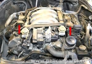 mercedes w203 valve cover gasket replacement 2001 2007 c230 c280 c350 c240 c320
