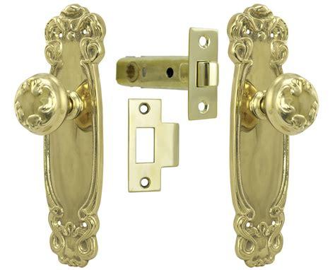 Antique L Hardware by Vintage Hardware Lighting Nouveau Passage Door