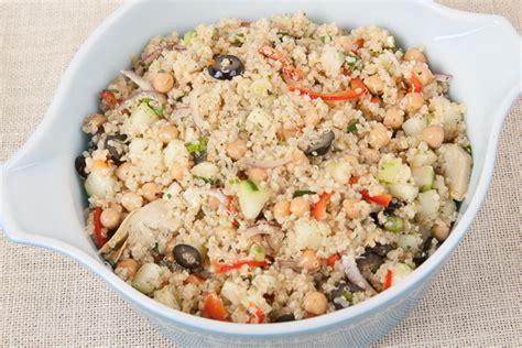Up Fresh 160 Gram quinoa and garbanzo tabbouleh italian mediterranean diet