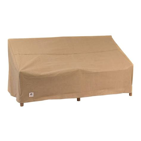 patio sofa cover duck covers essential 79 in w patio sofa cover eso793735