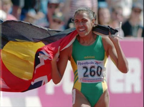 what was freeman in 10 facts about cathy freeman fact file
