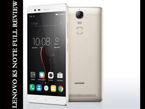 Lenovo K5 Hd Garansi Resmi lenovo k5 note review in hd