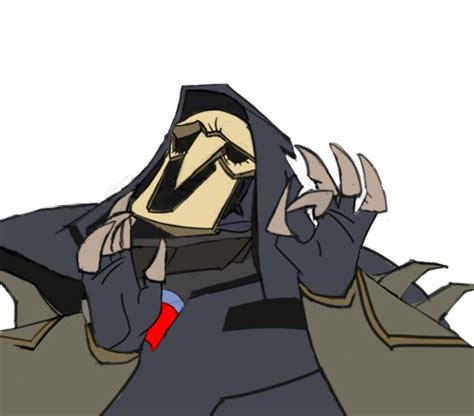 Overwatch Reaper Memes - reaper overwatch just right blank template imgflip