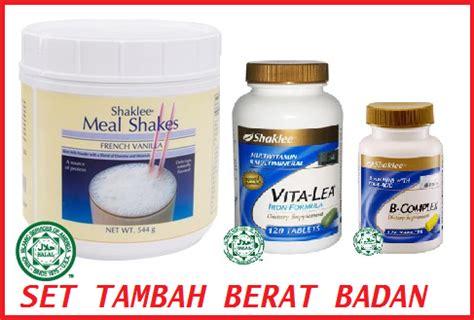 Tambah Berat Badan Vitamin Tuaran Pengedar Shaklee Sabah Cara Nak Gemukkan