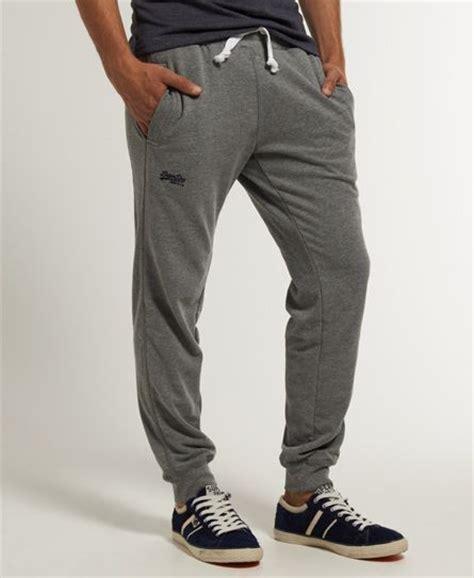 Contrast Trim Slim Fit Sweatpants superdry slim fit light joggers s sweatpants
