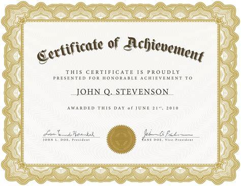 acknowledgement certificate templates masir