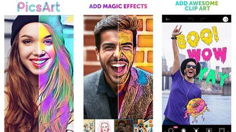 membuat kolase foto android aplikasi edit foto terbaik gratis untuk android dan ios