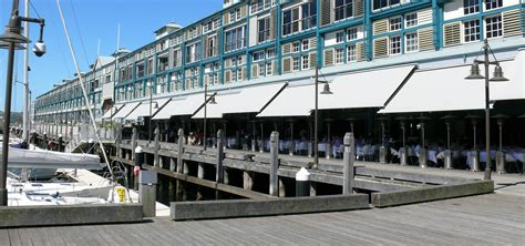 Commercial Awnings Sydney by Awnings Commercial Awnings Sydney Alfresco Shade
