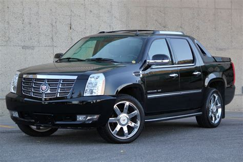 2010 Cadillac Escalade Ext 2010 Cadillac Escalade Ext Awd Ultra Luxury Supercharged