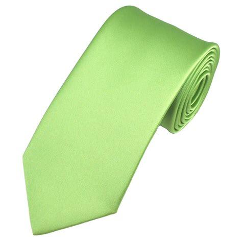 Plain Avocado by Plain Avocado Green Satin Tie From Ties Planet Uk