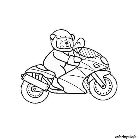 Coloriage Magique Moto En Ligne