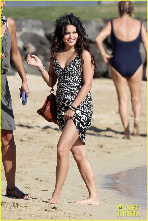 actress name of journey to the mysterious island vanessa hudgens grabbing lunch with boyfriend at the beach