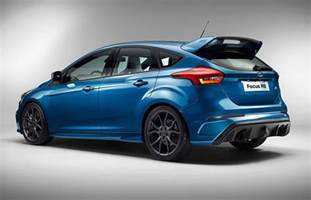 Ford Focus Rd Ford Focus Rs 2016 Enters Hyper Hatch Territory With