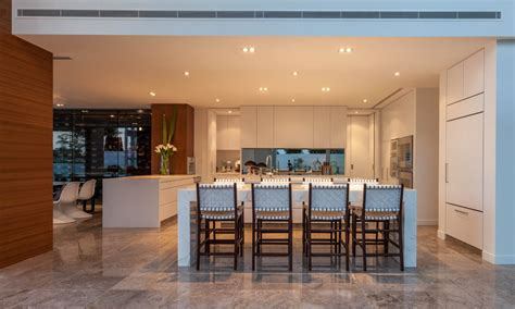 waterfront home kitchen design dining kitchen stunning waterfront home in queensland