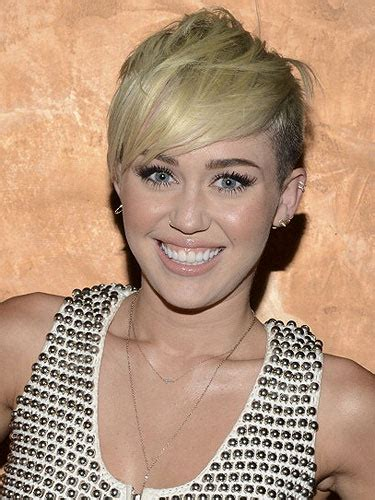 Miley Cyrus New Hairstyle by Hairstyles Miley Cyrus Best Hairstyles