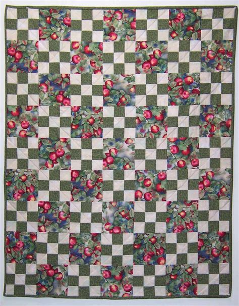 simple quilt pattern free 17 best images about quilts nine patch on pinterest