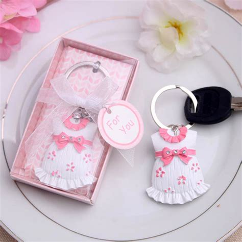 Baby Shower Gifts For Guests by Baby Boy Baby Keychain Wedding Bridal Baby Shower