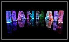 hannah means google search nerd