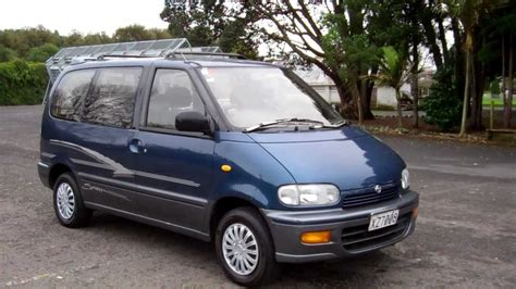 nissan serena 1994 nissan serena c23m pictures information and