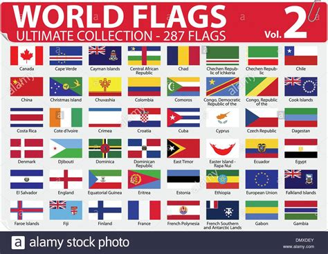 flags of the world ultimate world flags ultimate collection 287 flags volume 2