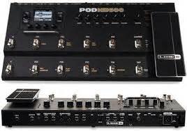 Harga Efek Gitar Line 6 Pod Hd500 multi efek gitar terbaik dan terbaru 2014 tempat kecil