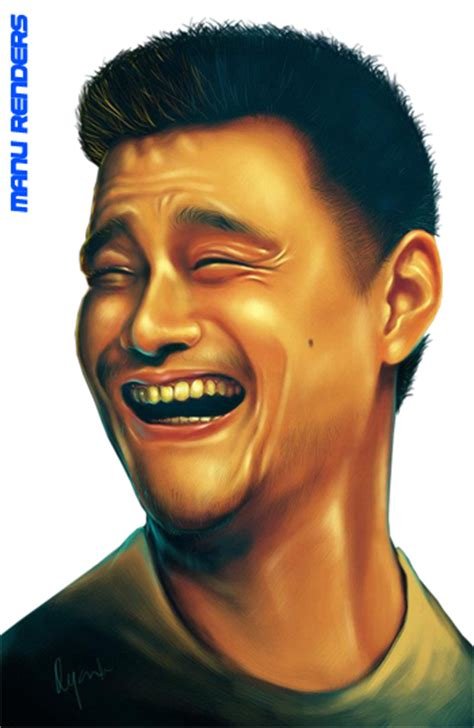 Render Memes - render memes yao ming by manu art on deviantart