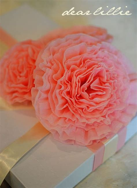 diy crepe paper peonies diy crepe paper peony flowers these are super easy to