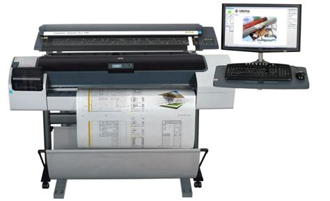 Printer A0 add a wide format mfp scanner to your large format printer to make a useful e size or a0 copier