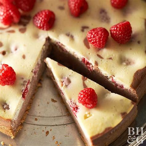 chocolate raspberry recipes chocolate raspberry cheesecake