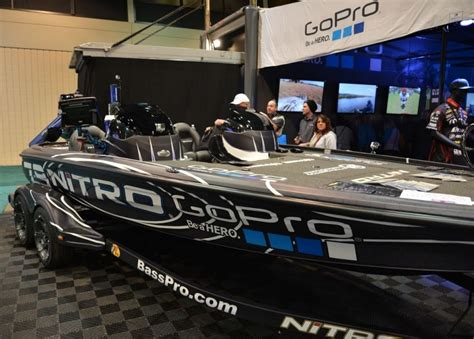Bass Boat Giveaway 2014 - gopro boat wrap