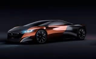 Peugeot Oynx Patchwork Onyx Concept Car