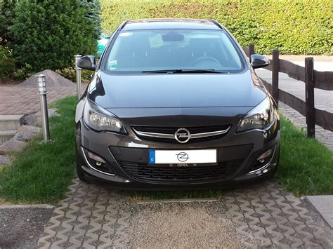 Opel Astra Sport by Opel Astra J Sports Tourer Active Stopp Start Automatik