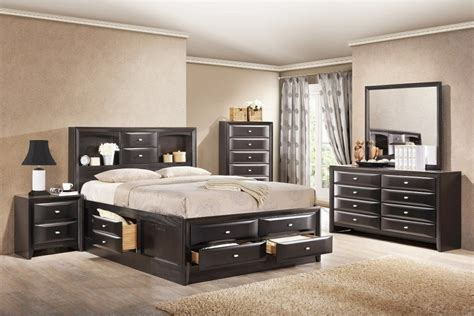 Size Storage Bedroom Sets by Checking Interesting Options Of King Size Bed Sets