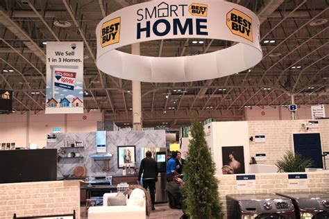 experiencing best buy s smart home at the national home