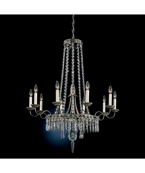 early american chandelier framburg 7916 6 light early