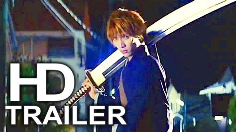 bleach trailer 2 new 2018 live action anime movie hd