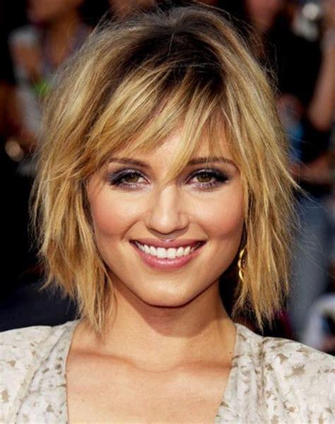 medi length hair styles tagli capelli medio corti autunno inverno 2015 2016 shag