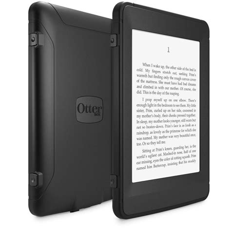 kindle paperwhite rugged otterbox defender series protective for kindle paperwhite black kindle store