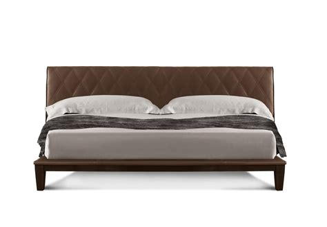 leather upholstered bed bed upholstered with leather solid beechwood frame
