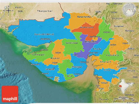 Gujarat Search Show Map Of Gujarat Driverlayer Search Engine