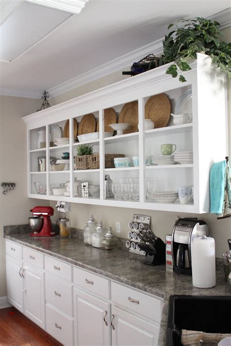 (Lack of) Progress Report: Kitchen Shelving Units   Swoon Worthy