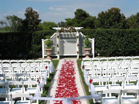 orange county wedding  mile square golf
