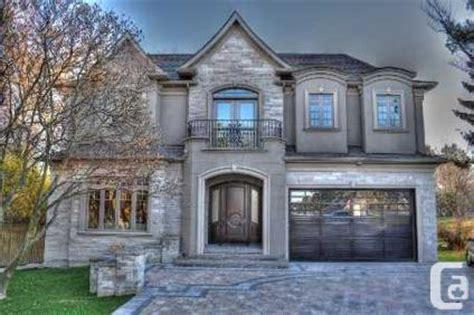 luxury homes for sale mississauga 5 bedroom luxury home on mississauga road for sale for