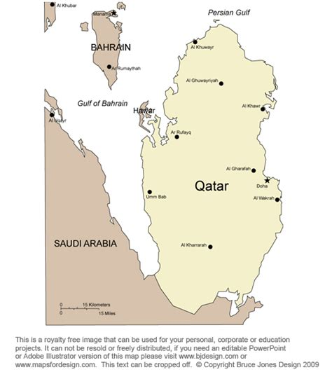 middle east map qatar 302 found