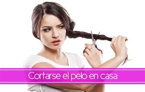 como cortar el cabello corto tips para cortarse el pelo en casa consejos y