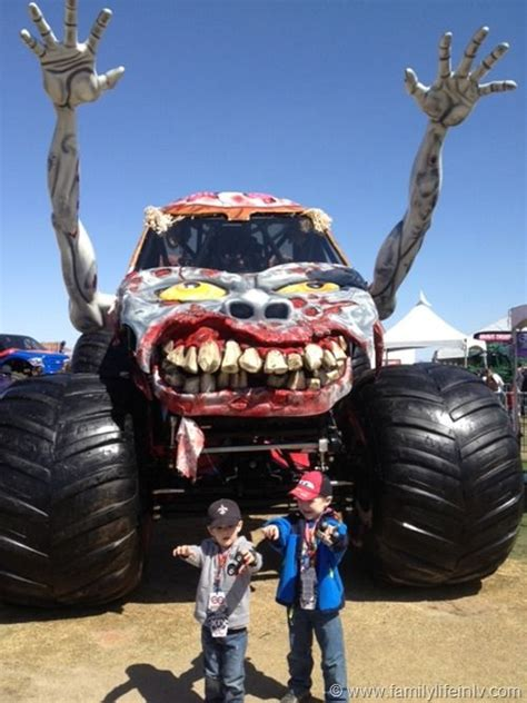 monster truck jam las vegas monster jam zombie truck monster jam world finals las