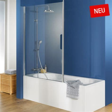 Walk In Shower And Bath wellness edition com produkt hsk duschabtrennung