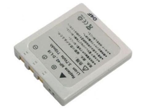 Battery Charger Lithium Ion Np 40 Np 40n 36v Fujifilm Murah battery for klic 7005 sanyo xacti vpc e1075 vpc e1090 vpc