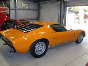 Lamborghini Miura Restoration Lamborghini Restoration Reupholster Lamborghini